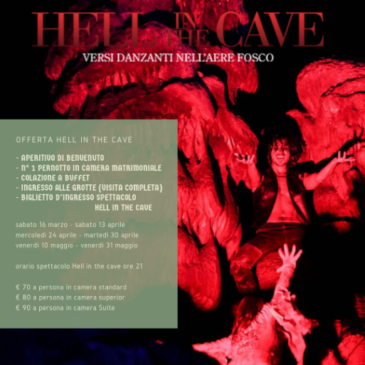 Hell in the cave