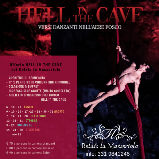 Hell in the cave 1